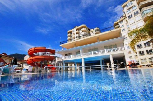 Alanya Utopia Residence 4 room home for sale 135000 Euro