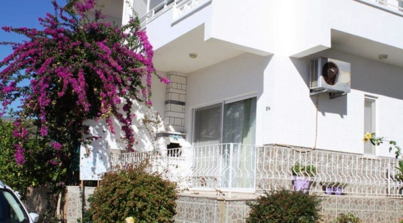 Private home for sale in Alanya Turkey 69.000 Euro