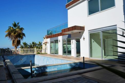 Private villa home for sale Alanya Turkey 160.000 Euro