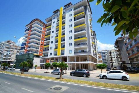 Real Estate appartement te koop Alanya 57.500 Euro
