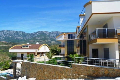 Cheap villa home for sale alanya turkey 185000 euro