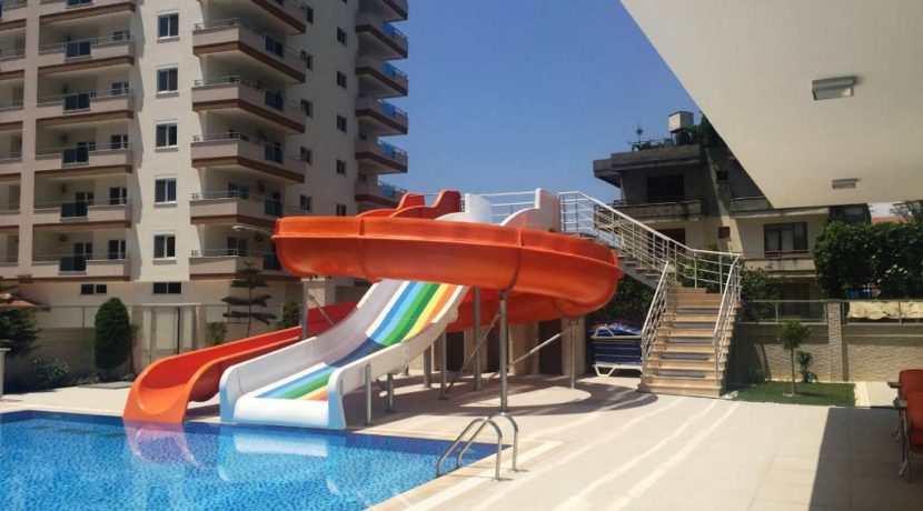 Luxury apartment for sale in Alanya Turkey