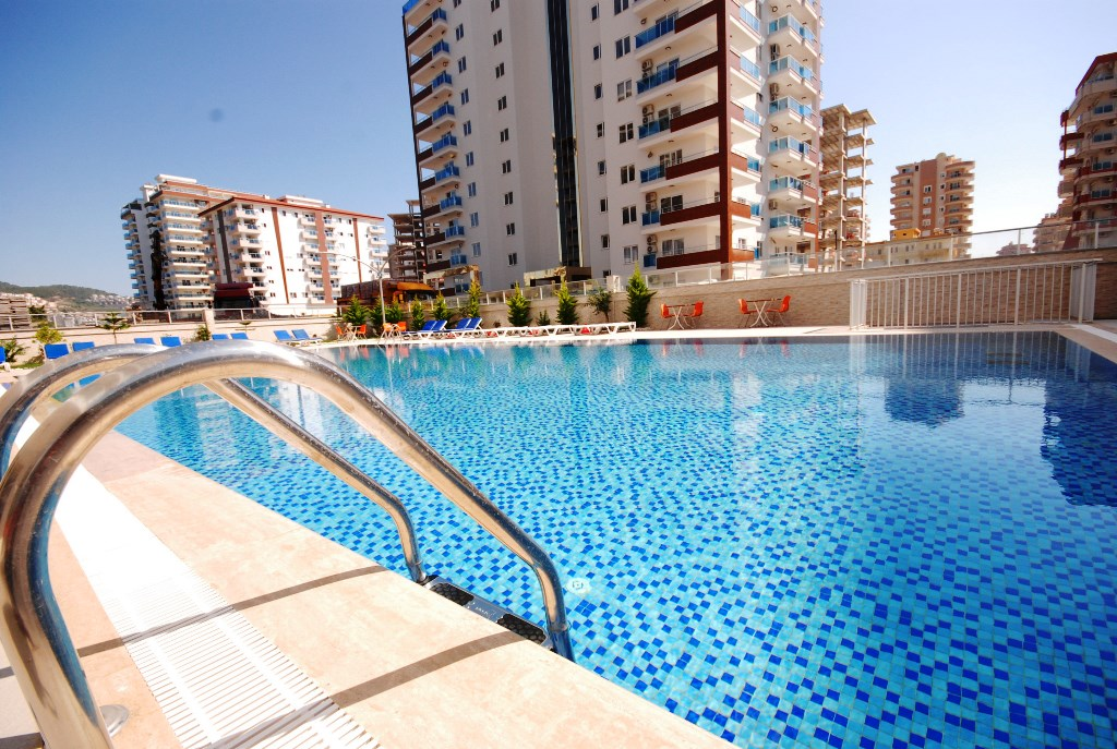 Luxury apartment for sale in Alanya Turkey 58000 Euro