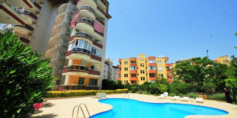 alanya penthouse for sale 53.000 euro