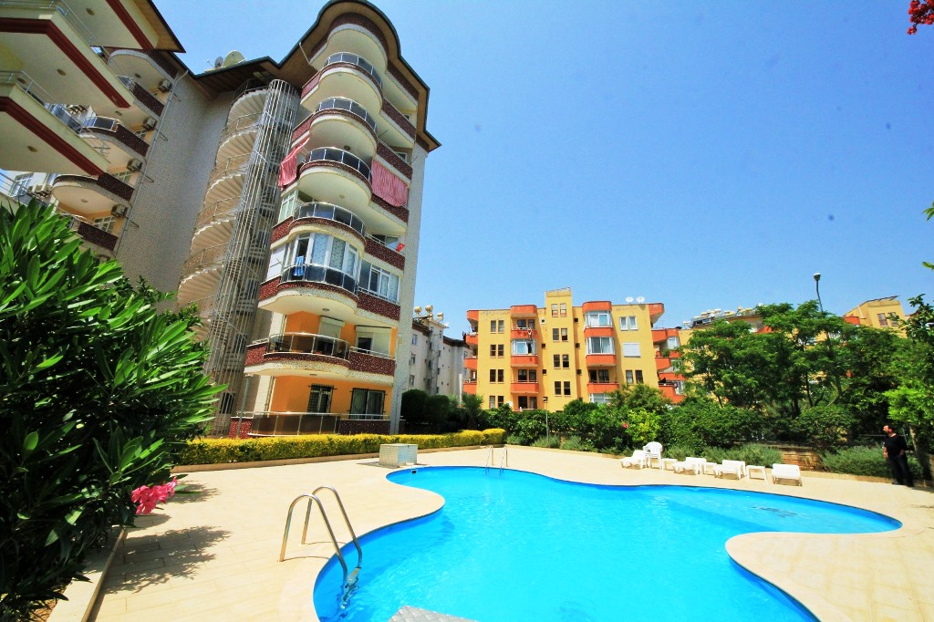 Alanya cheap penthouse for sale in tosmur 53.000 euro