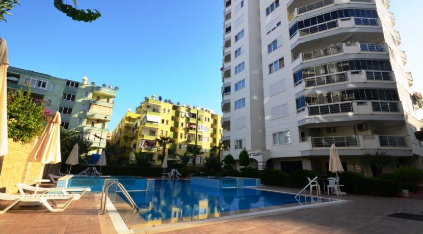 Flat property for sale Mahmutlar Alanya 59.900 Euro