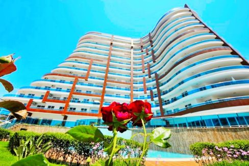 Luxury apartment for sale alanya turkey 105000 Euro