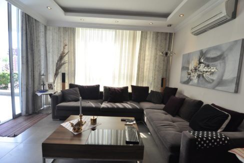 Apartment with garden for sale alanya turkey 130000 Euro