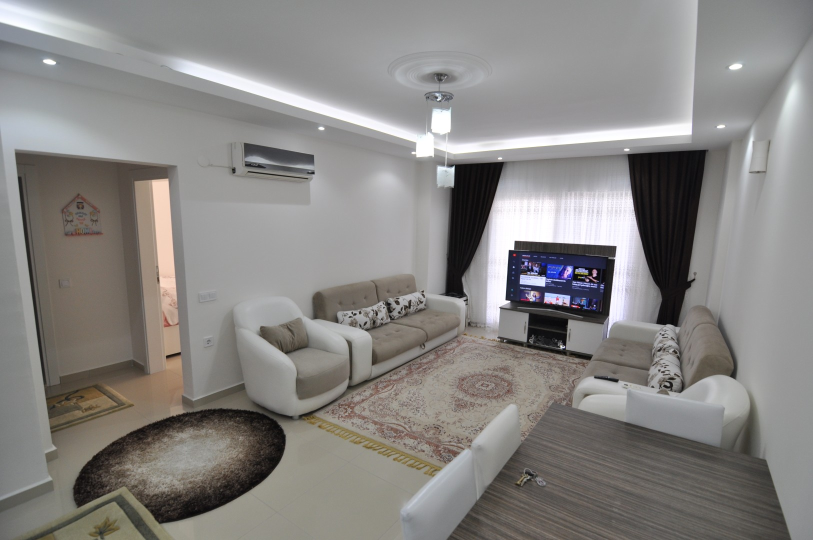 Cheap apartment for sale in Alanya Turkey 45000 Euro