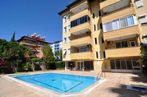 Cheap Apartment for sale in Turkey Alanya Oba 49000 Euro