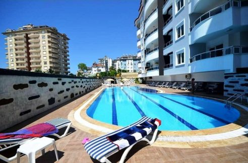 Cheap prices apartment for sale in Alanya Turkey 46000 Euro