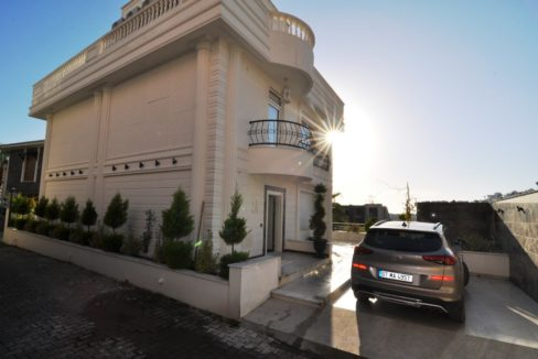 Luxury Villa House for sale Alanya Turkey 250000 Euro