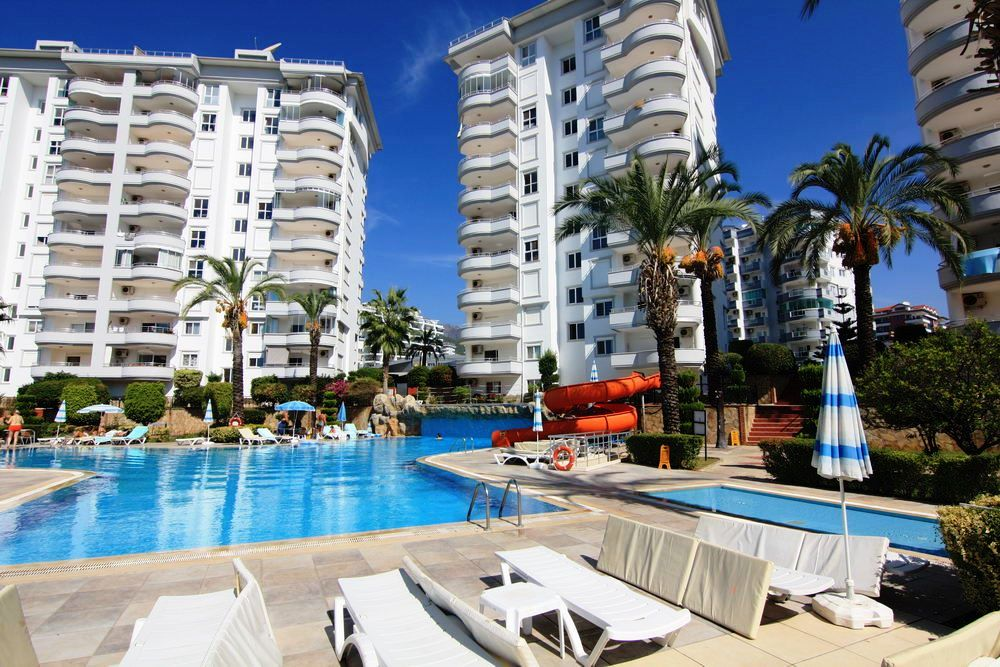 residence apartment for sale in alanya turkey 79.900 euro