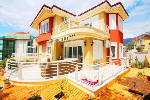 Private hjem for salg i Alanya 118 000 Euro