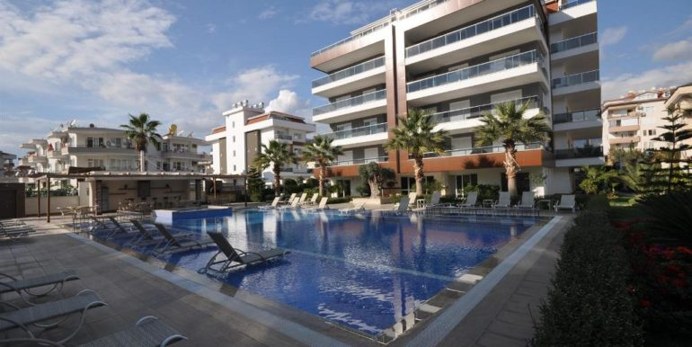 best home 15 residence apartment alanya for sale