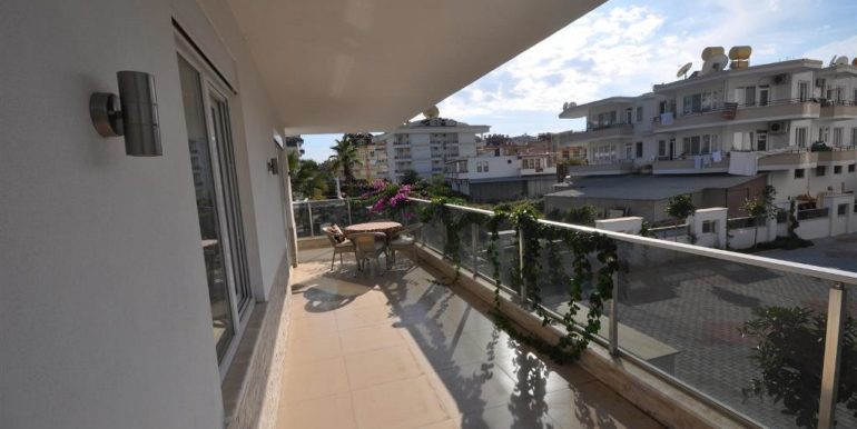 120000 Euro VIP Apartment For Sale in Alanya