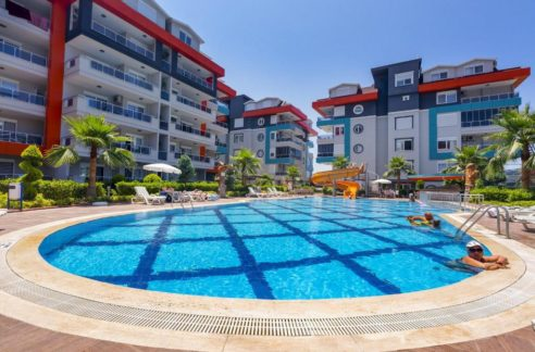 Alanya Turkey Kestel 3 Room Apartment for sale 77.000 Euro