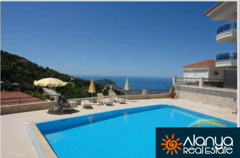 Cheapest Villa Home for sale in Alanya Turkey 139.900 Euro