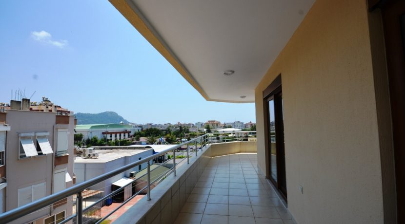 Alanya Cleopatrastrand Apartment For Sale 85000 Euro