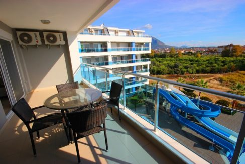 Alanya Crystal River Apartment in Oba For Sale 65000 Euro