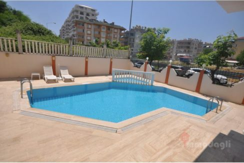 Alanya Holiday Apartment with Pool und Furnished 55000 Euro