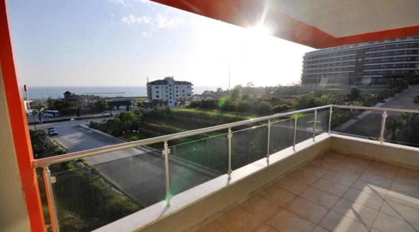Alanya Kestel Residence Penthouse with Seaview 139000 Euro