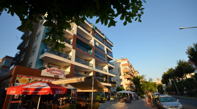 Alanya Kleopatra Beach Apartment in Centrum 85000 Euro