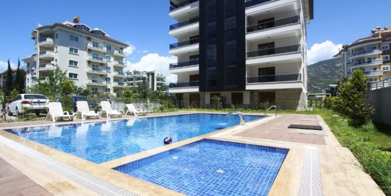 Alanya New Apartment For Sale in Kestel 55000 Euro
