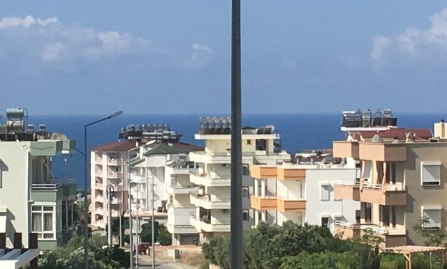 Alanya Seaview Apartment For Sale 58000 Euro