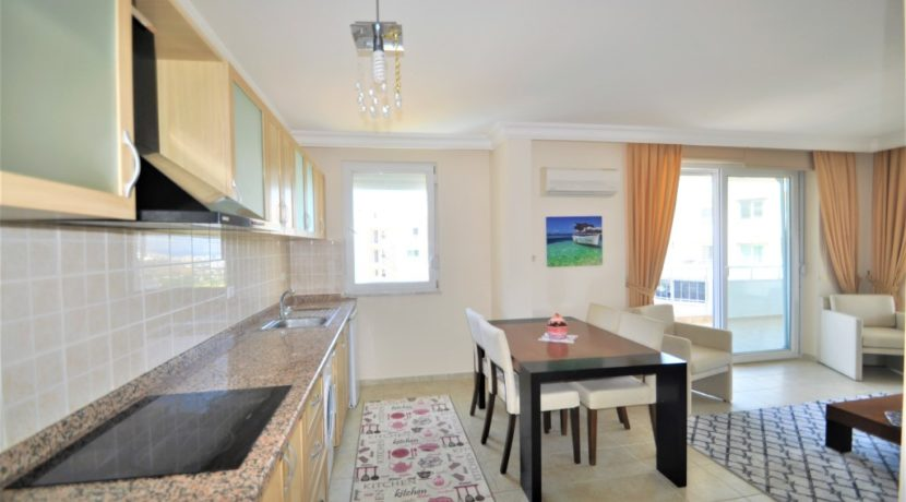 Alanya Seaview Apartments Furnished In Offer 47500 Euro