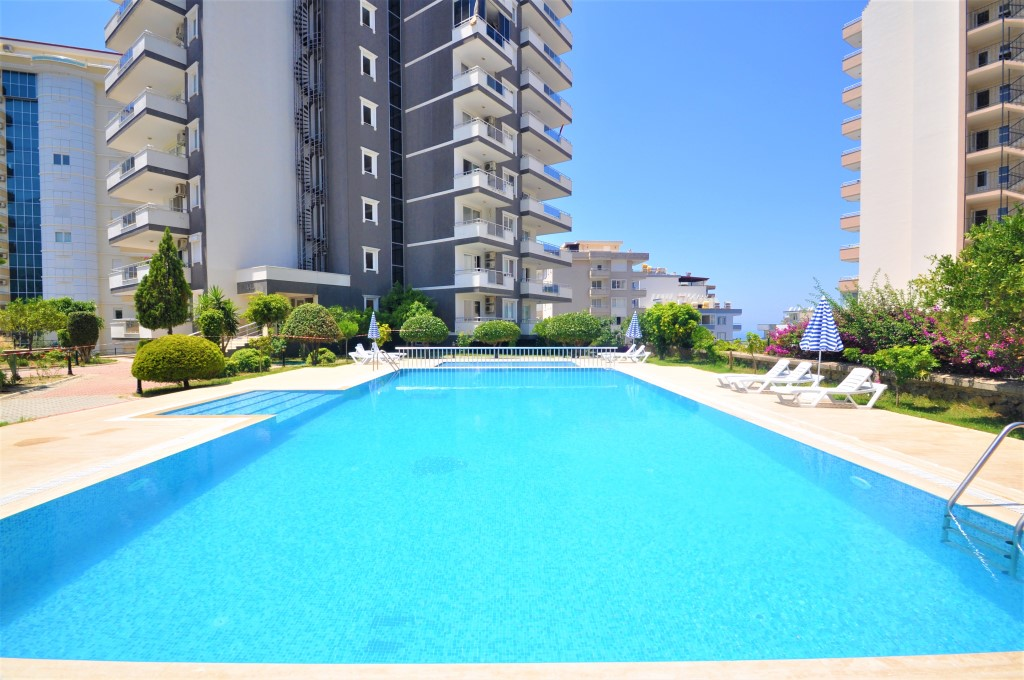 Alanya Seaview Apartments real estate for sale 47500 Euro