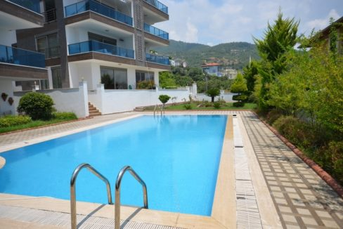 Alanya Seaview Penthouse For Sale 115000 Euro
