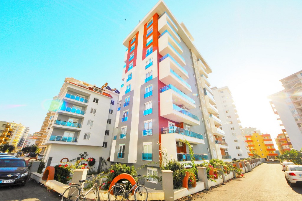 Alanya Property Seaview Penthouse For Sale 85000 Euro