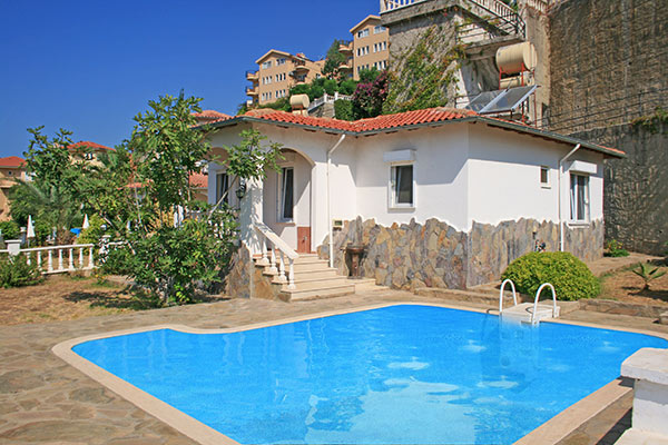 Alanya Kargicak Private Villa For Sale 119000 Euro