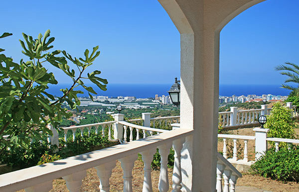 Alanya Seaview Private Villa Kargicak For Sale 119000 Euro