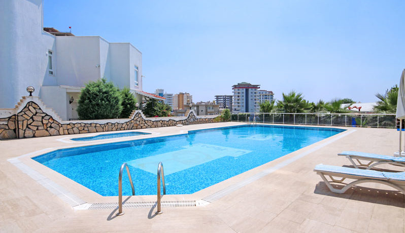 Resale Apartment Alanya With Seaview For Sale 61000 Euro