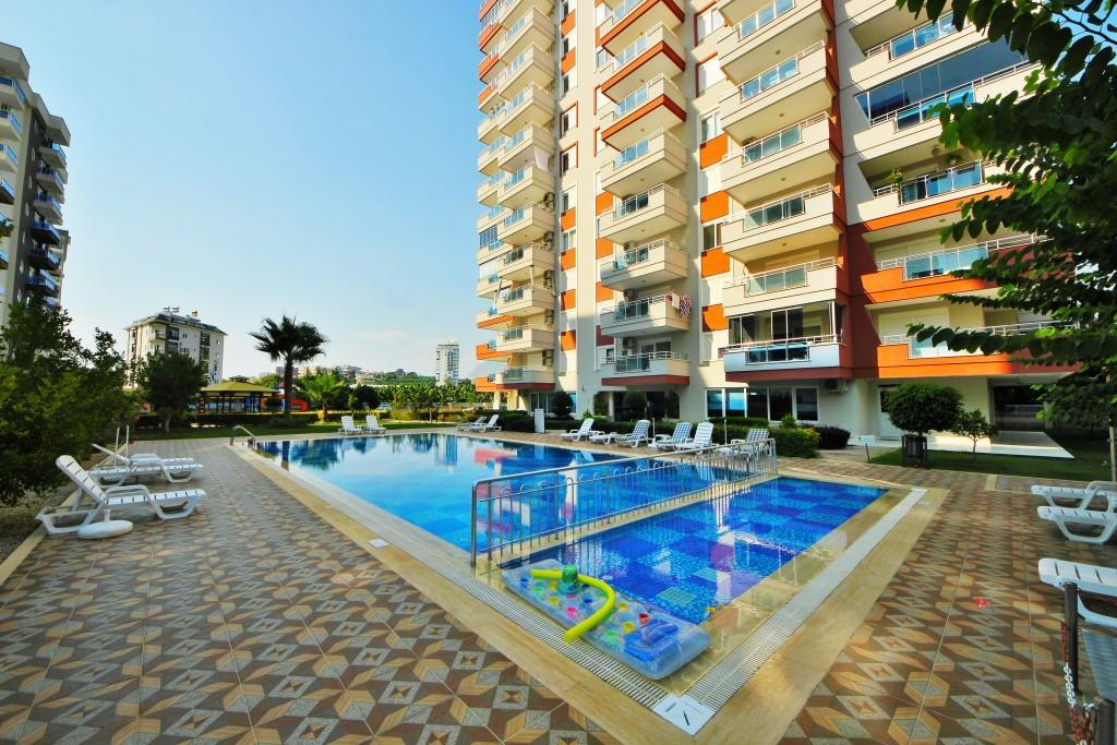 Apartment Alanya Mahmutlar Turkey for Sale 83000 Euro