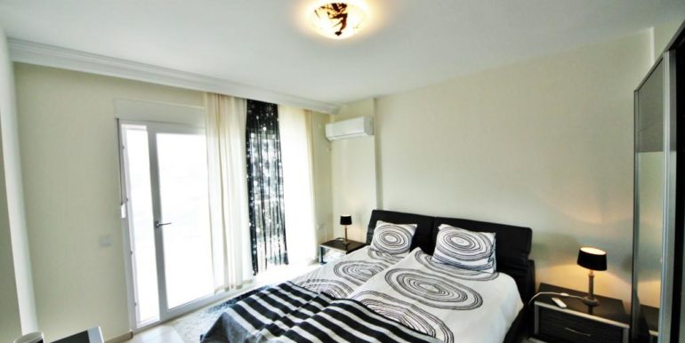 120 M2 Apartment Alanya Furnished for Sale 83000 Euro