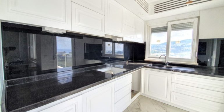 120 m2 seaview apartment alanya for sale 95.000 euro