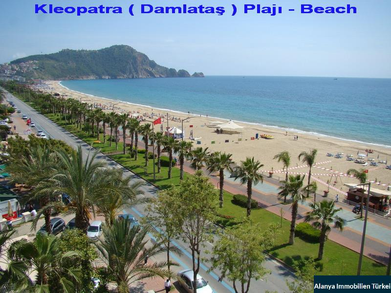 Alanya Apartment Kleopatra Beach for sale