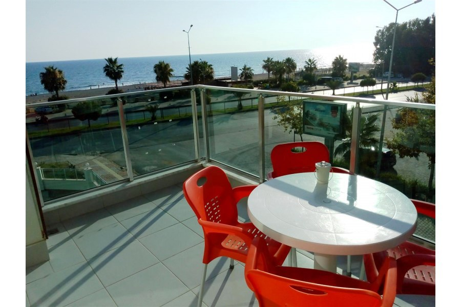 Seaview Alanya Beach Apartment For Sale 72000 Euro