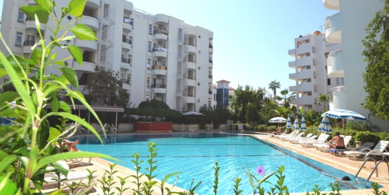 Alanya Beachclose 4 Room Apartment For sale 54500 Euro