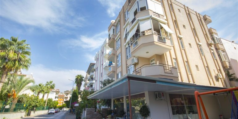 Alanya beachclose centrum apartment For sale 49.000 Euro