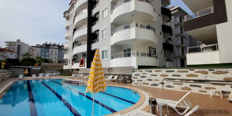 Alanya Centrum Apartment Beachclose And Quit Location 69900 Euro