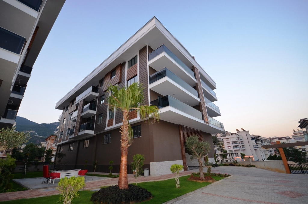 Alanya Centrum Apartment with 3 Bedrooms for sale 461