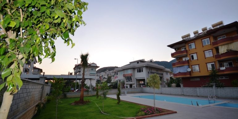 Alanya Centrum Apartment with 3 Bedrooms 461