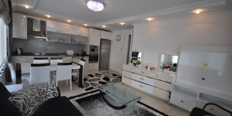 Alanya Luxury Residence Apartment For Sale 55000 Euro