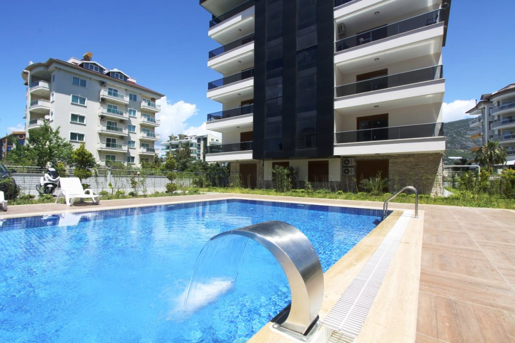 Turkey Alanya New Penthouse property For Sale 78000 Euro