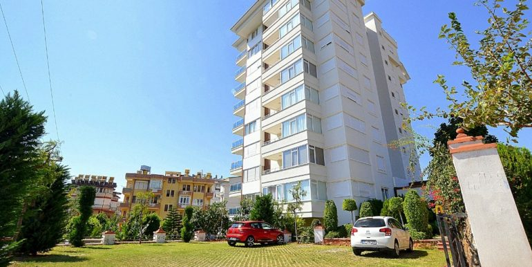 Alanya Residence Apartment For Sale 49500 Euro