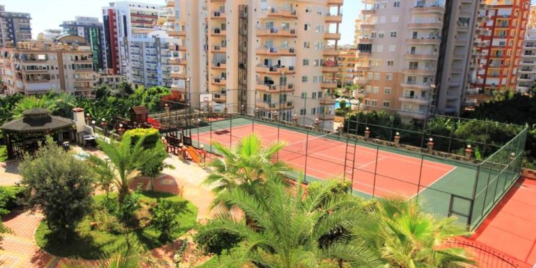 alanya residence apartment for sale 86500 euro